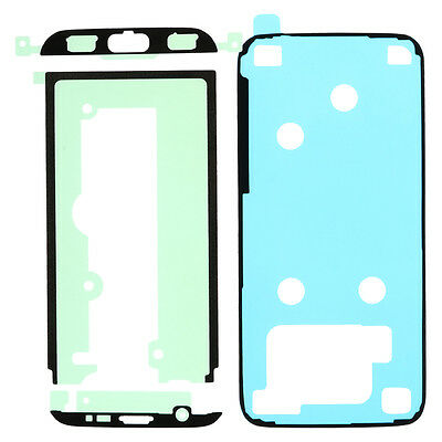 Front Back LCD Frame Bonding Adhesive Pad Sticker Glue Tape for Samsung Galaxy