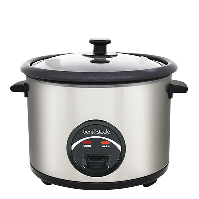 5 Cup  Stainless Steel Electric Rice Cooker Steamer