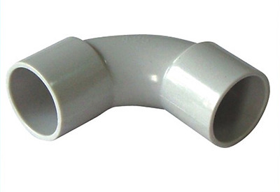 PVC Elbow Conduit Fitting - 25mm(20 pcs/bag)