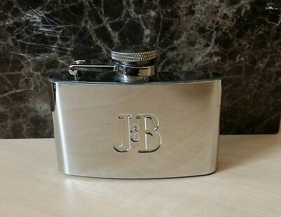 J&B Limited Edition Blended Scotch and Whiskey Pocket Flask