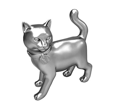 Monopoly Token - Cat