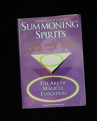 Summoning Spirits: The Art Of Magical Evocation  -  Konstantinos