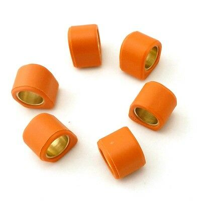18X14mm 15g PERFORMANCE ROLLER SLIDERS WEIGHTS SCOOTER MOPED