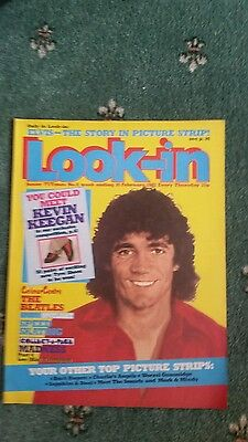 Comic. Look-in Comic 14 February 1981.