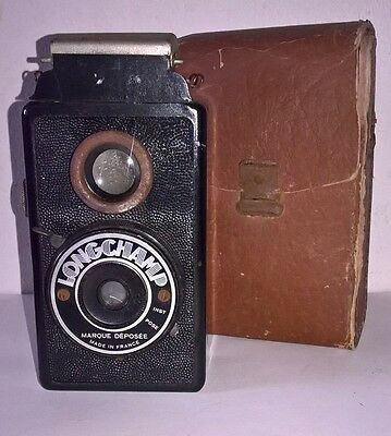 Boumsell   Longchamp (France +1940) 3X4 film 127