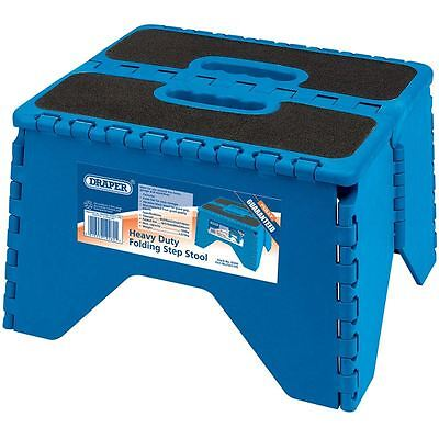 Draper Heavy Duty Folding Step Stool 19260