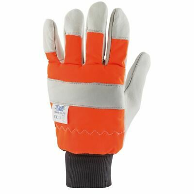 Draper Chainsaw Gloves Size 9 18014