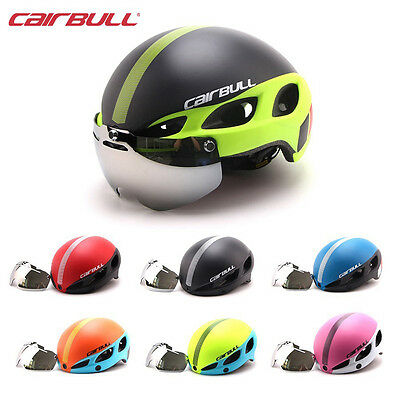 New Bicycle Helmet With a Lenses Windproof Ultralight Integrally-molded 8 Vents