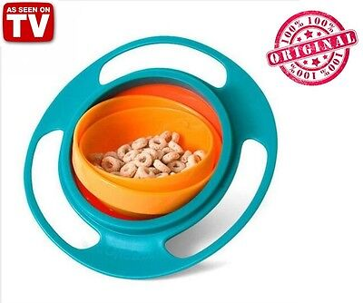 The ORIGINAL Miracle Bowl That Prevents Spills & Mess