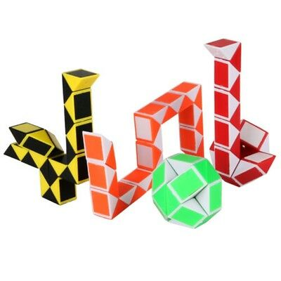 2X Kids Game Rubik'Snake Magic Variety Popular Twist Transformable Gift Puzzle