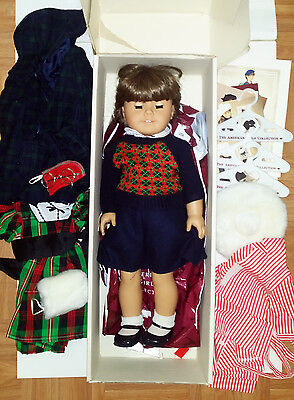 Original and RETIRED American Girl Doll Molly McIntire plus 5 other Dolls