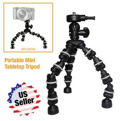 Flexible Large Octopus Tripod Stand Gorillapod for Camera Digital DV Canon Nikon