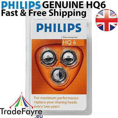 Philips Hq6 Genuine Shaver Foils/cutters/heads
