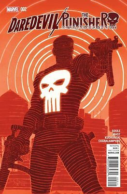 DAREDEVIL/PUNISHER:Seventh Circle Lot (Marvel/2016)
