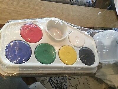 Micador Water Paint New 6 Colours