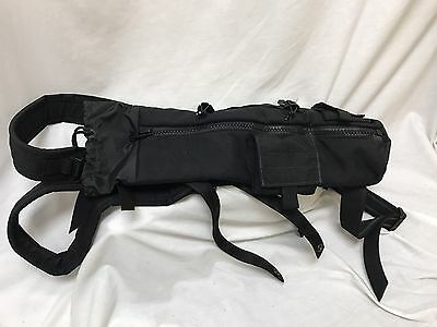 Eagle Industries Wilcox Rescue Bottle Pack Black