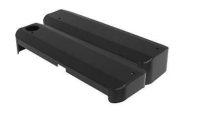 Proflow Ls1/ls2 Fabricated Coil Cover Black Crinkle No Logo - Pfevc-628