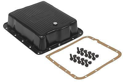 Rts Gm Holden Th700/4L60/4L60E Deep Steel Black Transmission Pan Kit - Rts70800