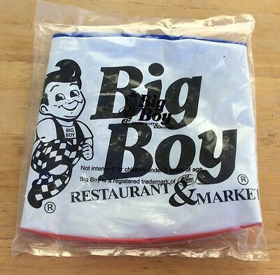 BIG BOY RESTAURANT & MARKET Advertising Beach Ball New In Package