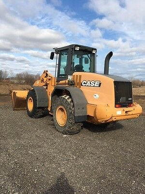 Case 621D XR wheel loader 2007