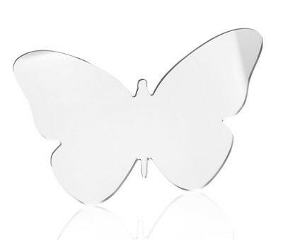 Butterfly Acrylic Mirror Shatterproof Wall Mirror for Childs Bedroom/Playroom