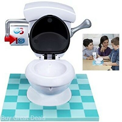 Toilet Trouble Game Contemporary Manufacture Board Traditional Games Toys