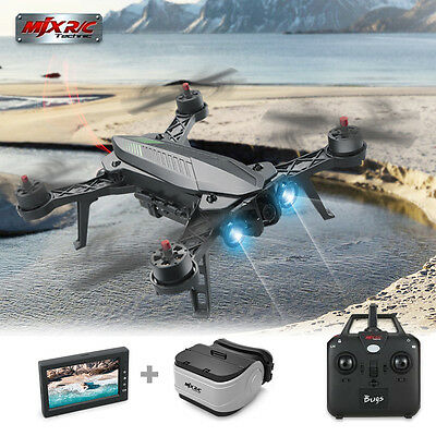 MJX B6 Bugs 6 Brushless C5830 Camera 3D Roll Twoway Control Racing Quadcopter UK