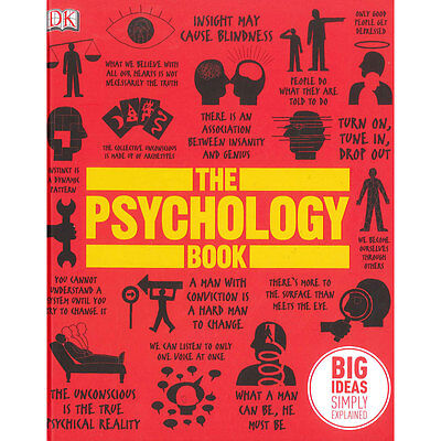 The Psychology Book by Various, Books, Brand New