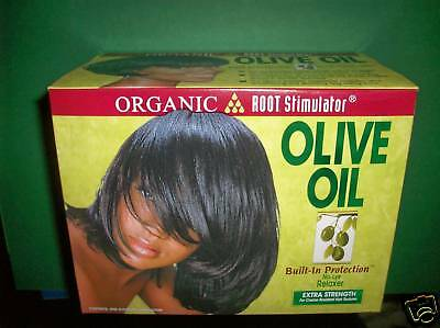 ORS Organic Olive Oil Root Relaxer Extra Super permanente Haarglättung