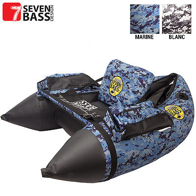 FLOAT TUBE SEVEN BASS AIR HARD FABRIC LINE Modèle: Marine
