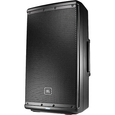 JBL EON612 | 12in 2-way Stage Monitor Powered Speaker System