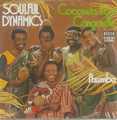Soulful Dynamics coconuts from congoville