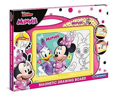 New Clementoni Disney Minnie & Daisy Duck Magnetic Drawing Board