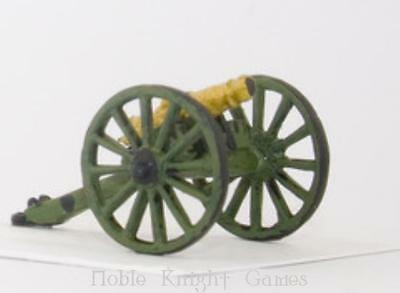 Essex Franco-Prussian Mini 15mm French 4 lb. Cannon Pack MINT