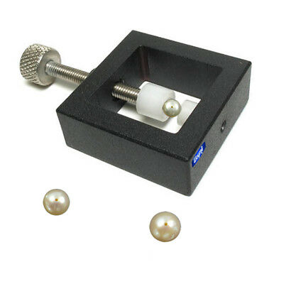 Pearl Drilling Vise Holds Beads And Any Round Object (3Mm-22Mm) Dia.