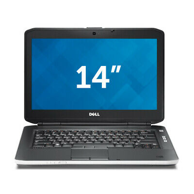 "Dell Latitude E5430 14"" Intel Core i5 4GB RAM 320GB HDD Windows 7 Pro Laptop"
