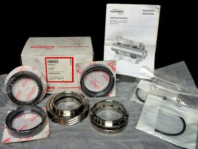 Flowserve (New) Dual Pressurized Seal Kit * 343923 * 316 Ss