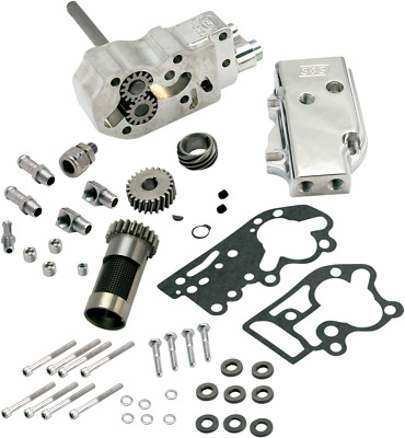 NEW S&S Billet Oil Pump and Gear Kit