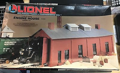 Lionel Engine House Assembly Kit 6-12710