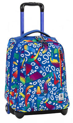 ZAINO TROLLEY Invicta tindy fantasy trolley           ROOTSBLUE 206001615.FG8