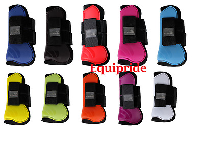 Tendon Boots for Pony Shetland Mini Horses in 11 Amazing Colours Full to Shetty