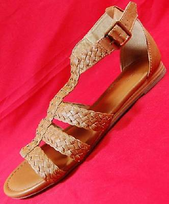 e68da5c622 MISMATCHED Womens SONOMA SASH SANDALS Shoes SZ LEFT SZ 9 RIGHT SZ 8.5