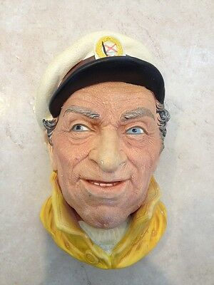 Skipper Legend Products England Chalkware Sculpture Collectible