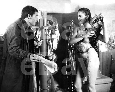 Blade Runner (1982) Joanna Cassidy, Harrison Ford 10x8 Photo