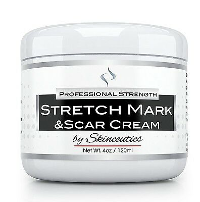 Stretch Mark and Scars Cream - Helps Cellulite and Old, Stubborn Marks