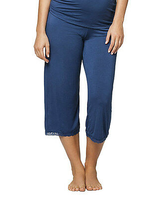 New Cake Maternity Lingerie Blue Berry Torte Lounge Pant - Large