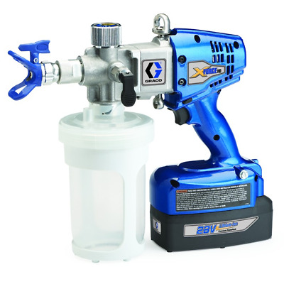 Paint Sprayer/Graco XForce HD Heavy-Duty Cordless Airless Sprayer