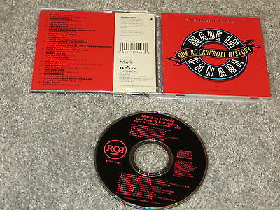 MADE IN CANADA Volume One The Early Years CD AUTHENTIC RCA CANADA FACTORY ORIG