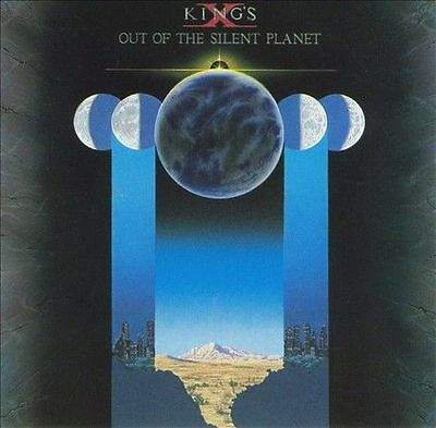 Out of the Silent Planet by King's X CD-1988
