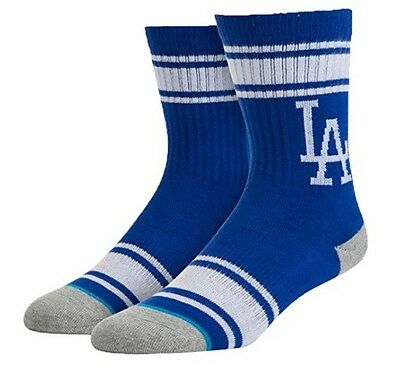STANCE Chavez Blue  Ankle Biters Kids' Socks - Size Youth M (11 - 1) ($10 for 2)